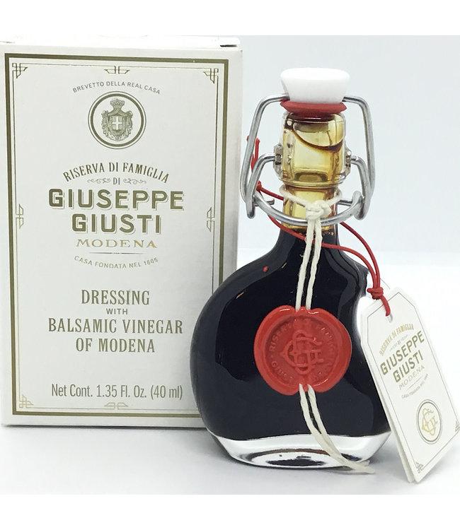 """Giuseppe Giusti """"Reserva"""" Balsamic Vinegar Modena 1.35 oz"""