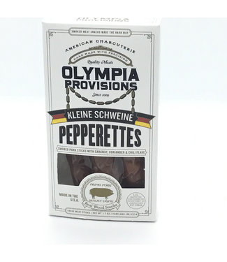 """Olympia Provisions Pepperettes """"Kleine"""" Caraway-Coriander-Chili Flake Olympia Provisions Pepperettes """"Kleine"""" Caraway-Coriander-Chili Flake"""