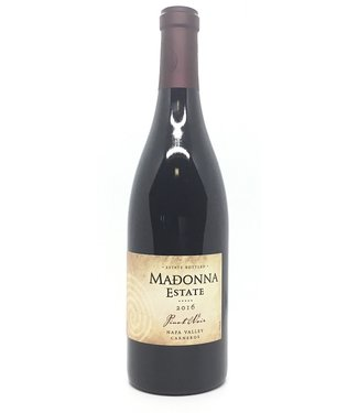 Madonna Estate Pinot Noir 2016 Carneros Madonna Estate Pinot Noir 2016
