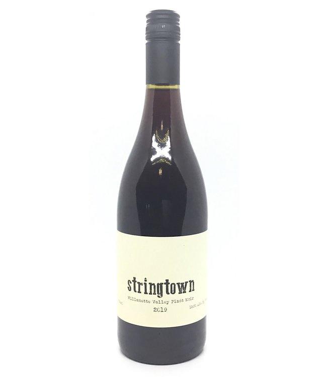Stringtown Pinot Noir 2019 Oregon
