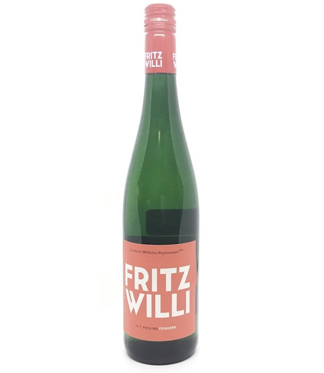 Fritz Willi Riesling '17 Germany
