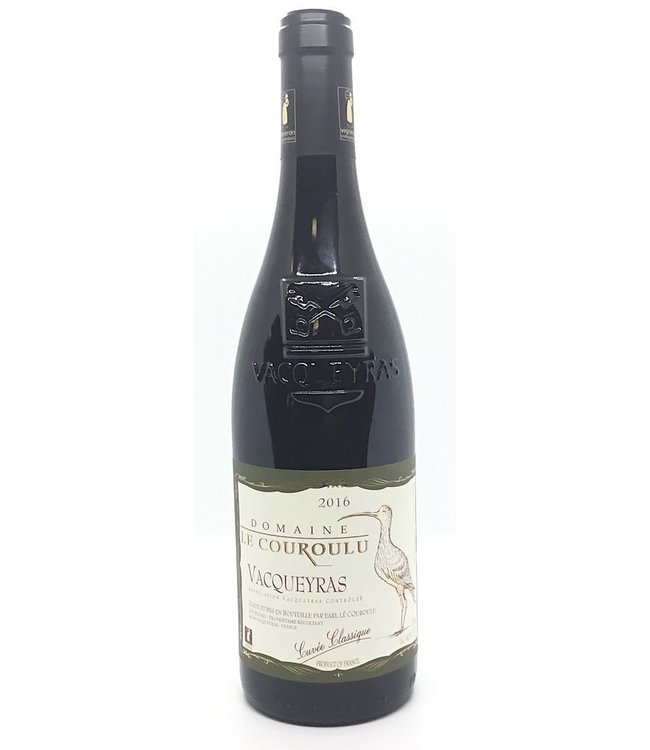 Domaine le Couroulu Vacqueyras 2016 Rhone Valley, France
