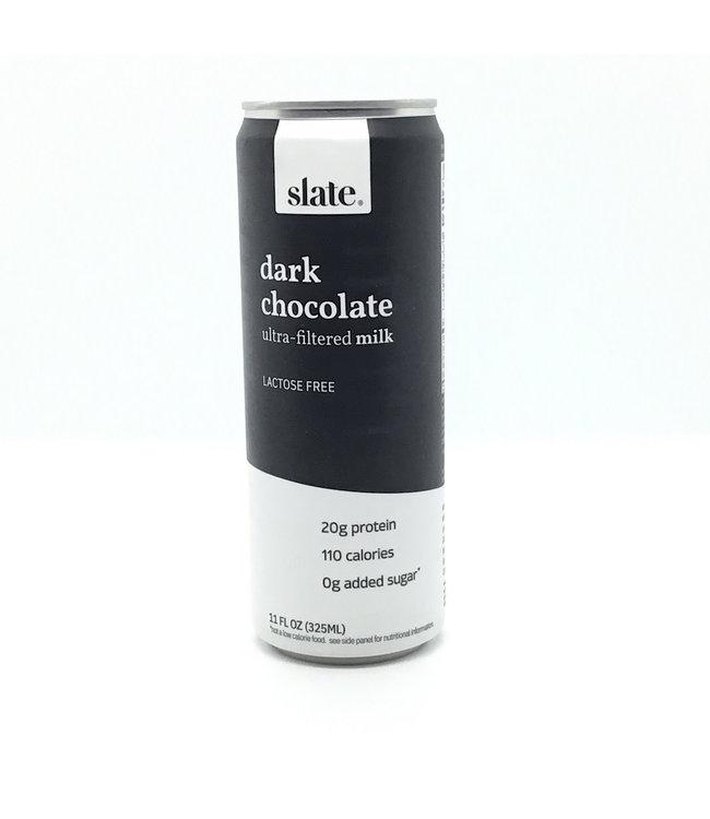 Slate Dark Chocolate  Beverage 11 oz
