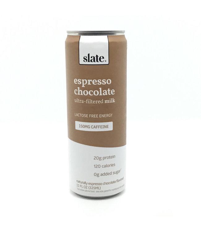 Slate Espresso Chocolate  Beverage 11 oz