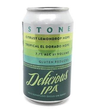 "Stone ""Delicious IPA"" Stone ""Delicious IPA"""
