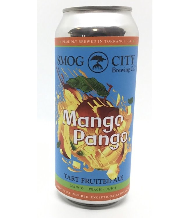 "Smog city ""Mango Pango"""