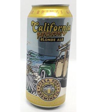 "Pizza Port ""California Honey"" Pizza Port ""California Honey"""