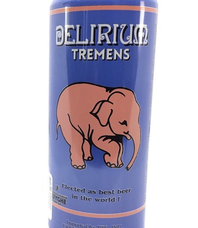 "Delirium Tremens ""Strong blond"""