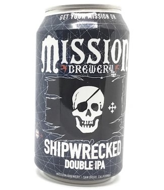 "Mission Brewery ""Shipwreck "" Mission Brewery ""Shipwreck """