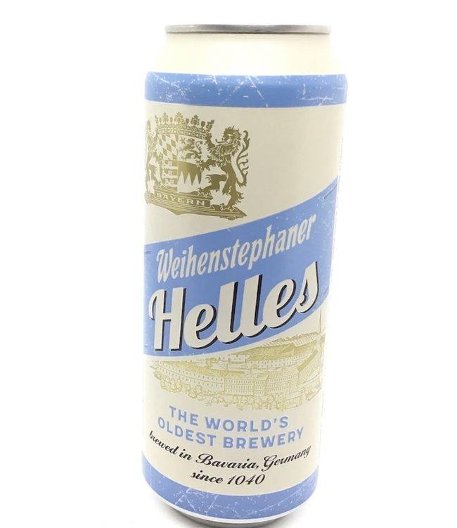 """Weihenstephaner Helles """"Lager"""""""