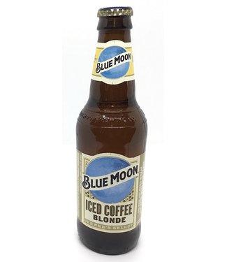 "Blue Moon ""Iced Coffee Blonde"" Blue Moon ""Iced Coffee Blonde"""