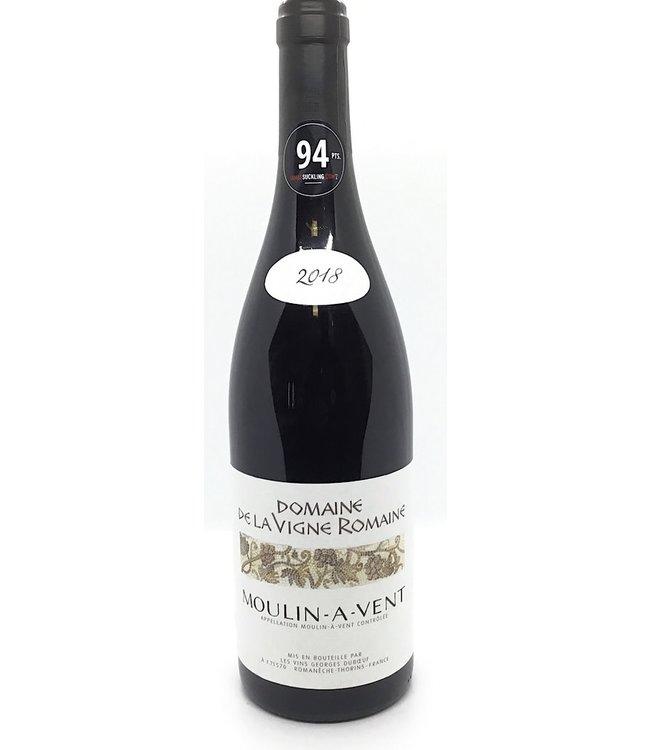 Duboeuf  Domaine de la Vigne Romaine Moulin-A-Vent 2018 Beaujolais