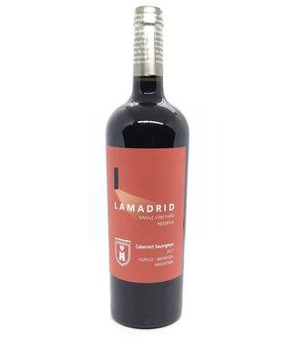 "LaMadrid Single Vineyard Cabernet Sauvignon ""Reserva""  2016 LaMadrid Single Vineyard Cabernet Sauvignon ""Reserva""  2017"