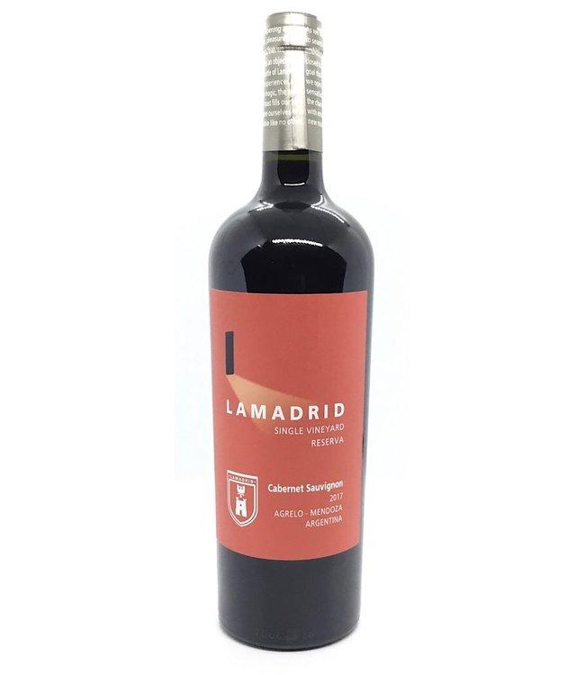 "LaMadrid Single Vineyard Cabernet Sauvignon ""Reserva""  2017"