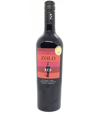 Zolo Estate Red Blend  2019 Argentina Zolo Estate Red Blend  2019 Argentina