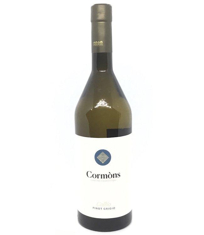 Cormons Pinot Grigio 2018 Collio - Italy