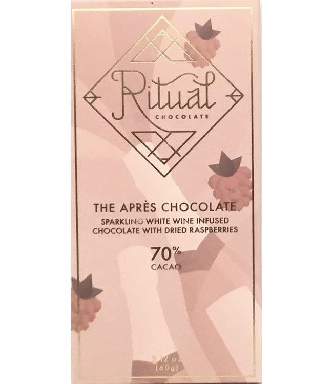 Ritual The Apres 70% Chocolate Bar 2.12oz