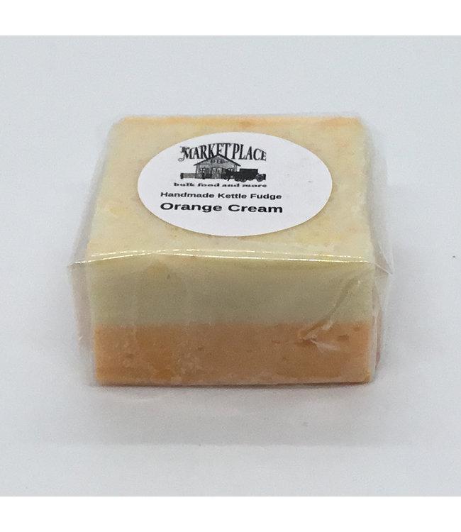 Market Place Orange Cream Fudge 2oz