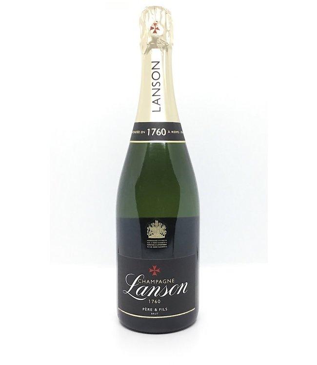 Lanson Black Label NV Champagne