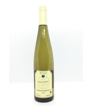 Rhulmann-Schutz Gewurtztraminer Organic 2019 Alsace - France Rhulmann-Schutz Gewurtztraminer Organic 2019 Alsace - France