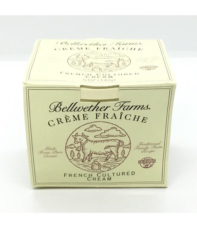 Bellwether Farms Crème Fraiche 5oz  Petaluma - California