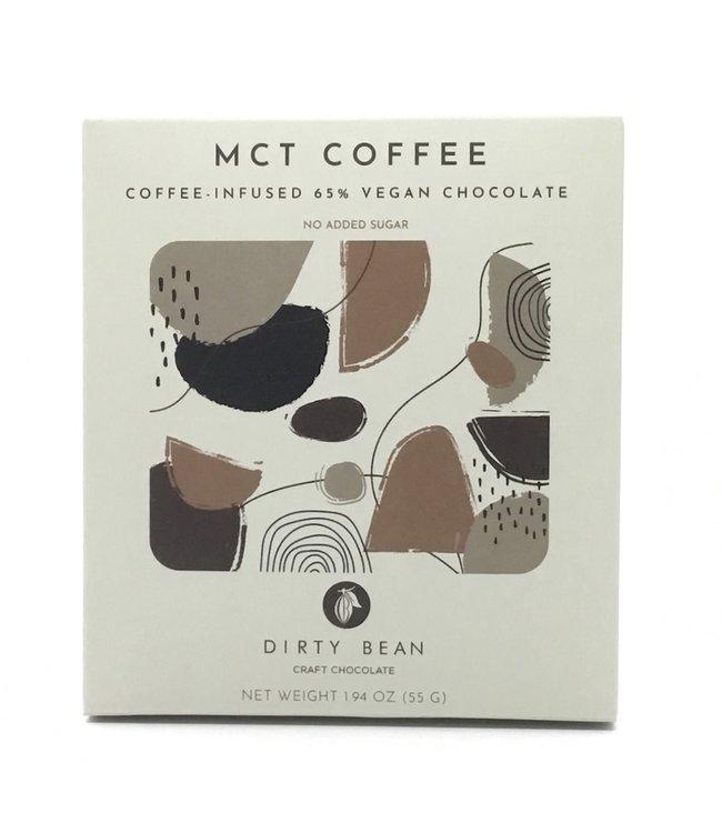 "Dirty Bean Chocolate ""MCT Coffee"" 1.91oz Vegan"