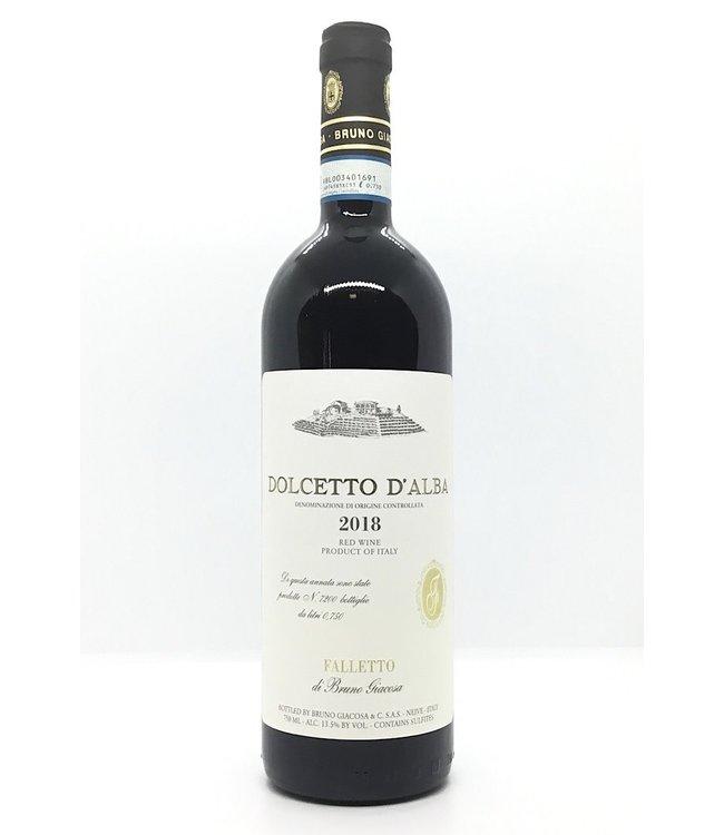 "Bruno Giacosa ""Falletto"" Dolcetto D' Alba 2018 Piedmont - Italy"