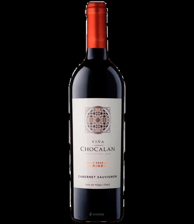 Vina Chocolan Gran Cabernet Sauvignon 2017 Chile