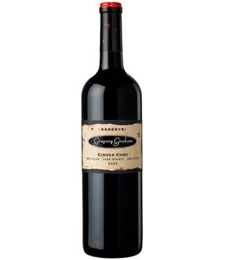 """Gregory Graham """"Cinder Cone Reserve"""" 2015 Lake County Gregory Graham """"Cinder Cone Reserve"""" 2015 Lake County"""