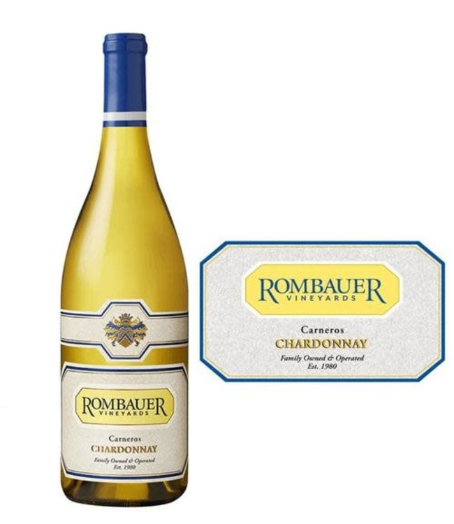 Rombauer Chardonnay 2020 Carneros