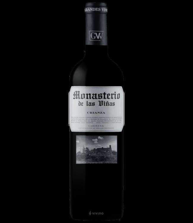 Monasterio de las Vinas Crianza 2015 Carinena - Spain