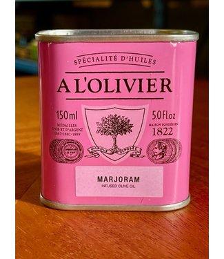 A L'olivier Marjoram Infused Olive Oil 5 oz France A L'olivier Marjoram Infused Olive Oil 5 oz France