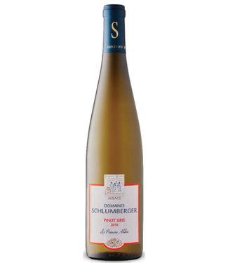 """Domaine Schlumberger Pinot Gris """"Les Princess Abbes"""" 2018 Alsace - France Domaine Schlumberger Pinot Gris """"Les Princess Abbes"""" 2018 Alsace - France"""