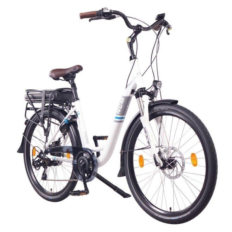 NCM NCM Munich Electric Trekking Bike, E-Bike, E-Treking, 250W, 468W Battery