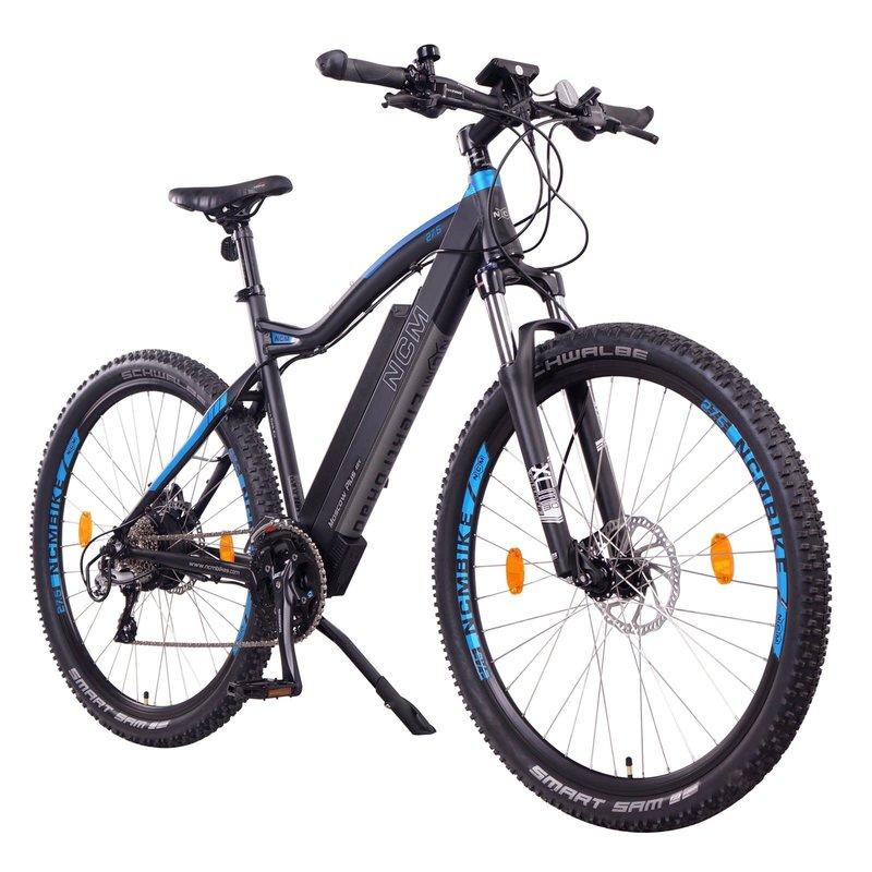 NCM NCM Moscow Plus Electric Mountain Bike, E-Bike, E-MTB, 250W, 768Wh Battery