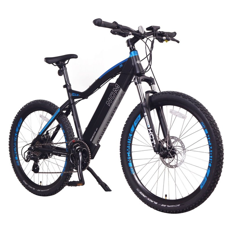 NCM NCM Moscow Electric Mountain Bike, E-Bike, E-MTB 250W, 624Wh Battery