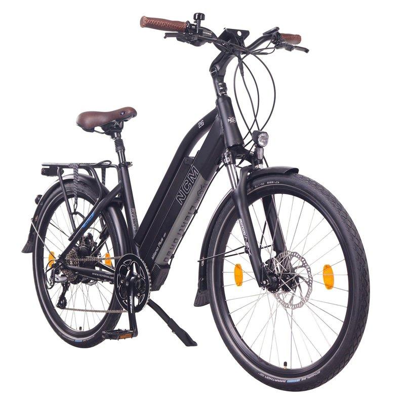 NCM NCM Milano Plus Trekking E-Bike, City-Bike, 250W, 768Wh Battery