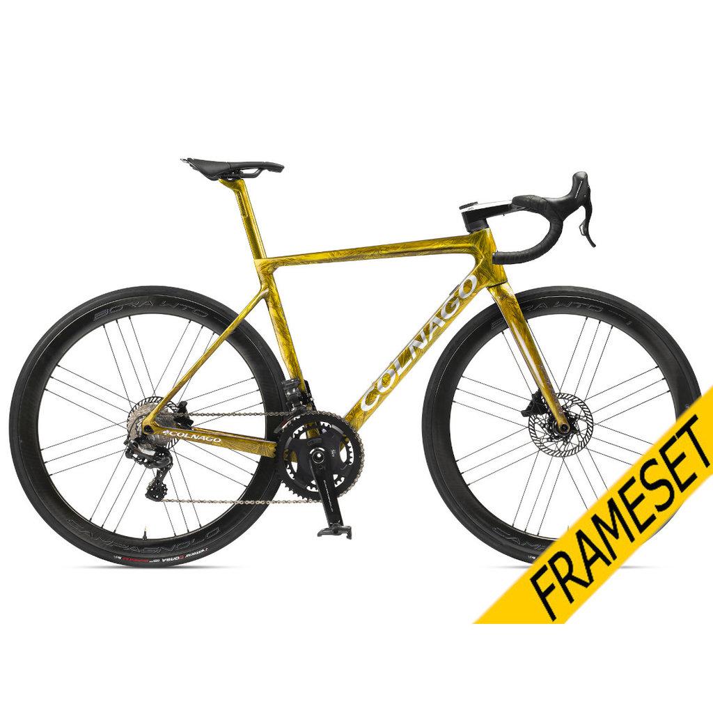 Colnago Colnago V3RS Rim Brake Frameset - RCGL