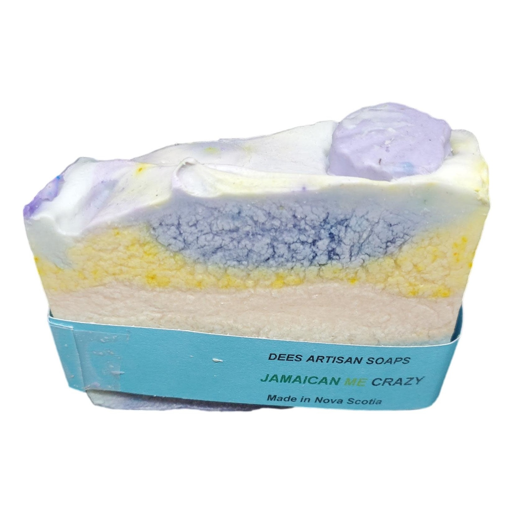 Dee's Artisan Soaps and More Jamaican Me Crazy Soap
