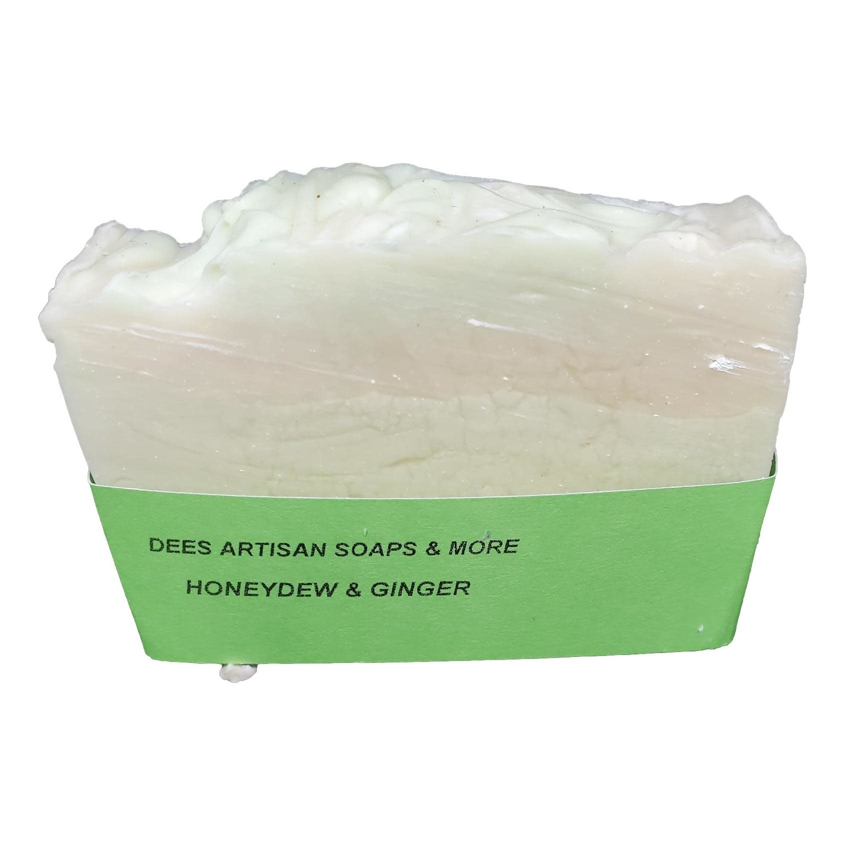 Dee's Artisan Soaps and More Honeydew & Ginger Soap
