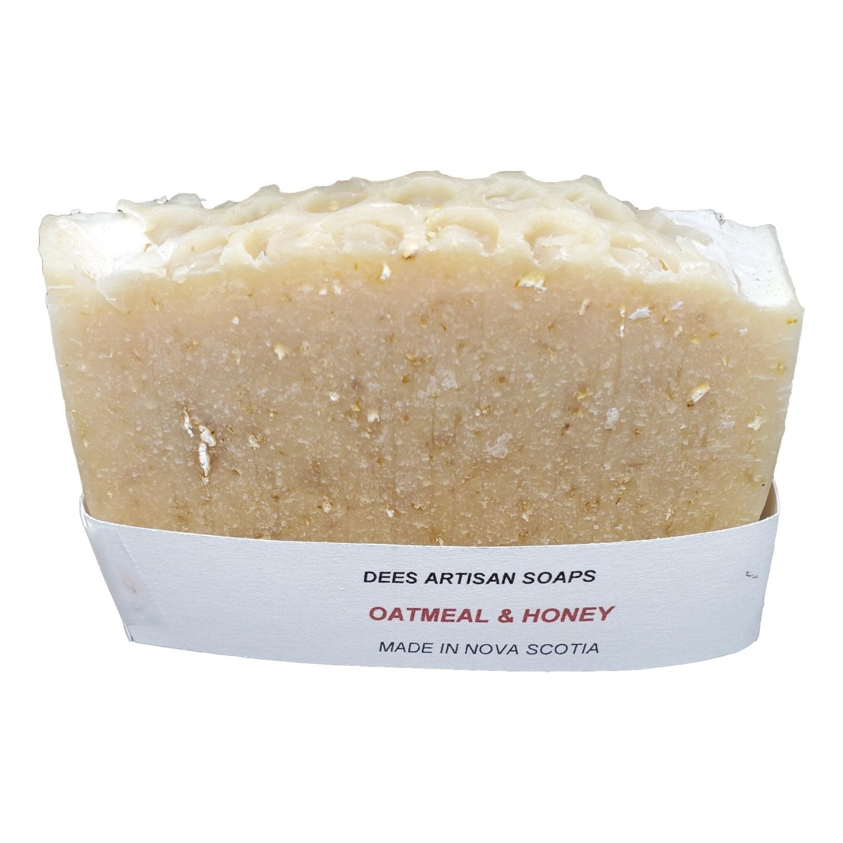 Dee's Artisan Soaps and More Homemade Oatmeal & Honey Soap