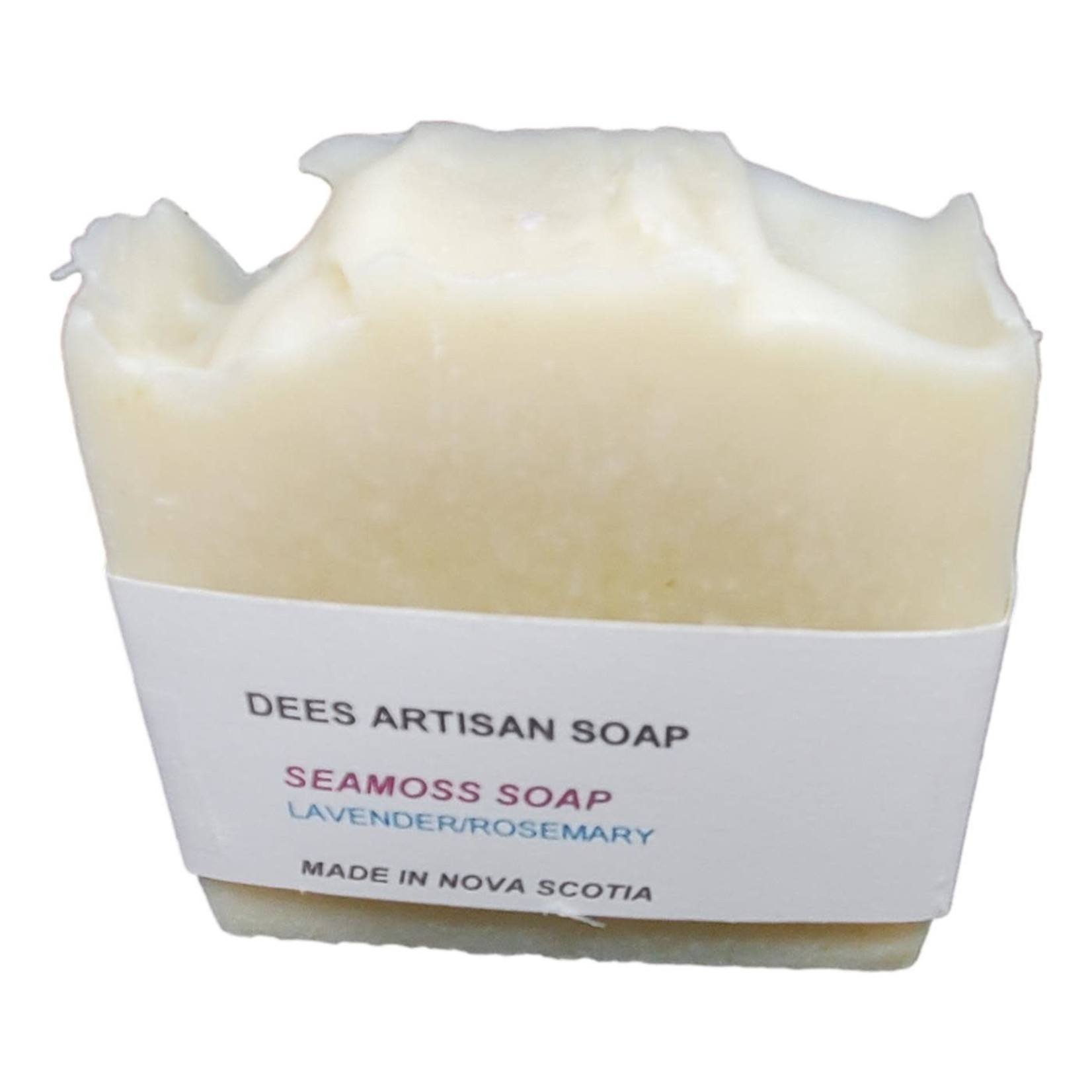 Dee's Artisan Soaps and More Homemade Sea Moss Soap