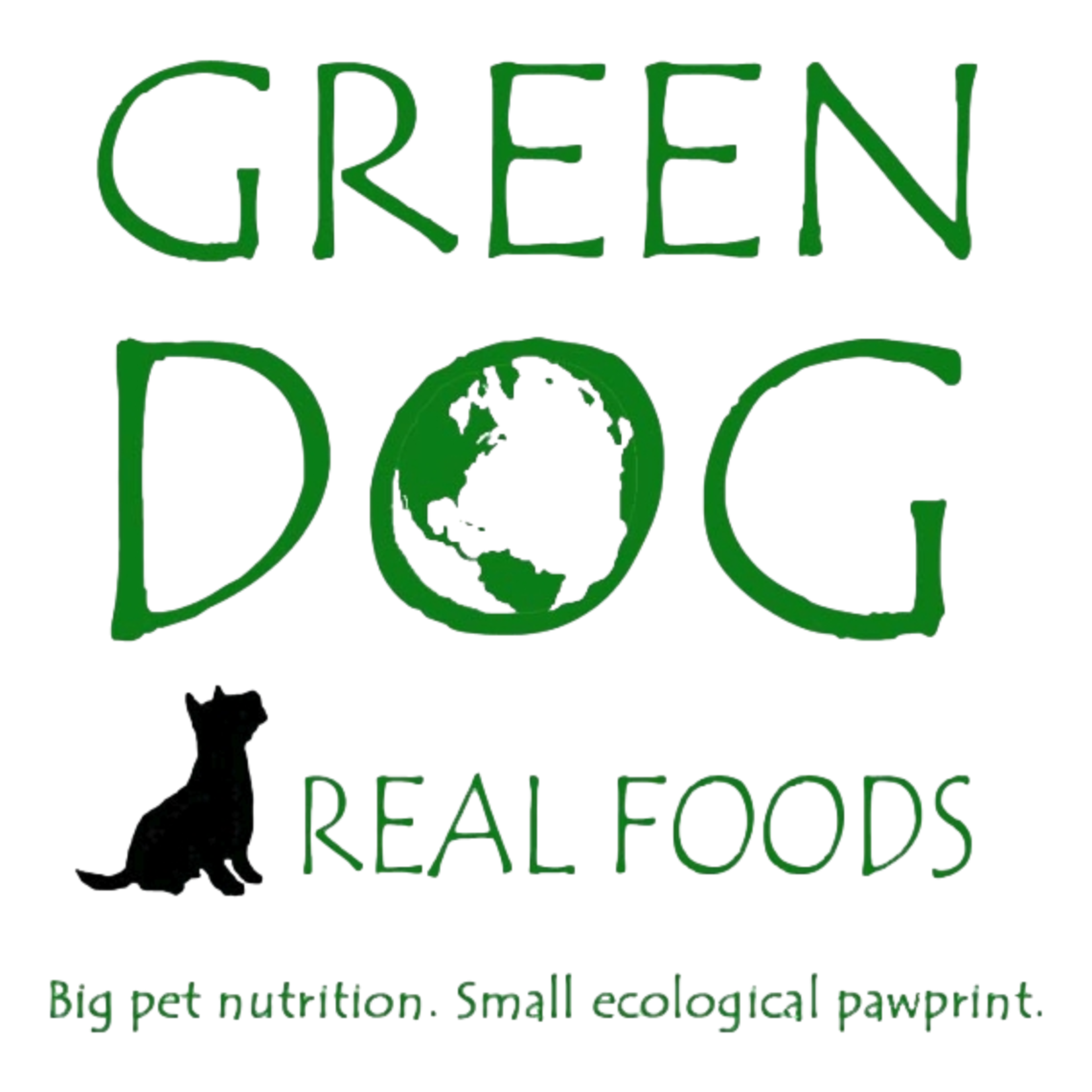 Green Dog Real Foods Beef & Beef Blend Raw Dog Food-Pure Beef