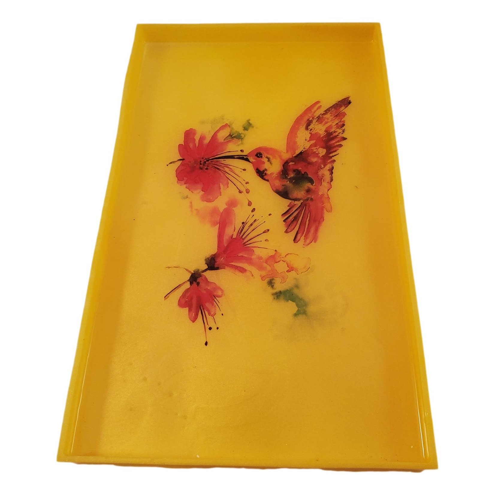 East Coast Sirens Large Hummingbird Trinket / Rolling Tray