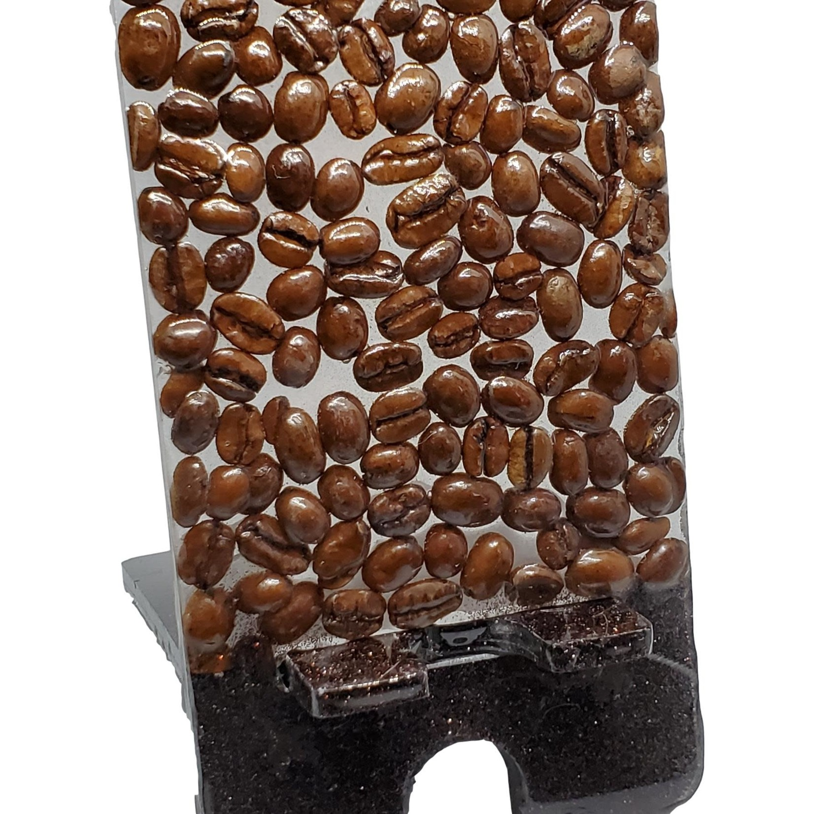 East Coast Sirens Coffee Bean Cell Phone Stand