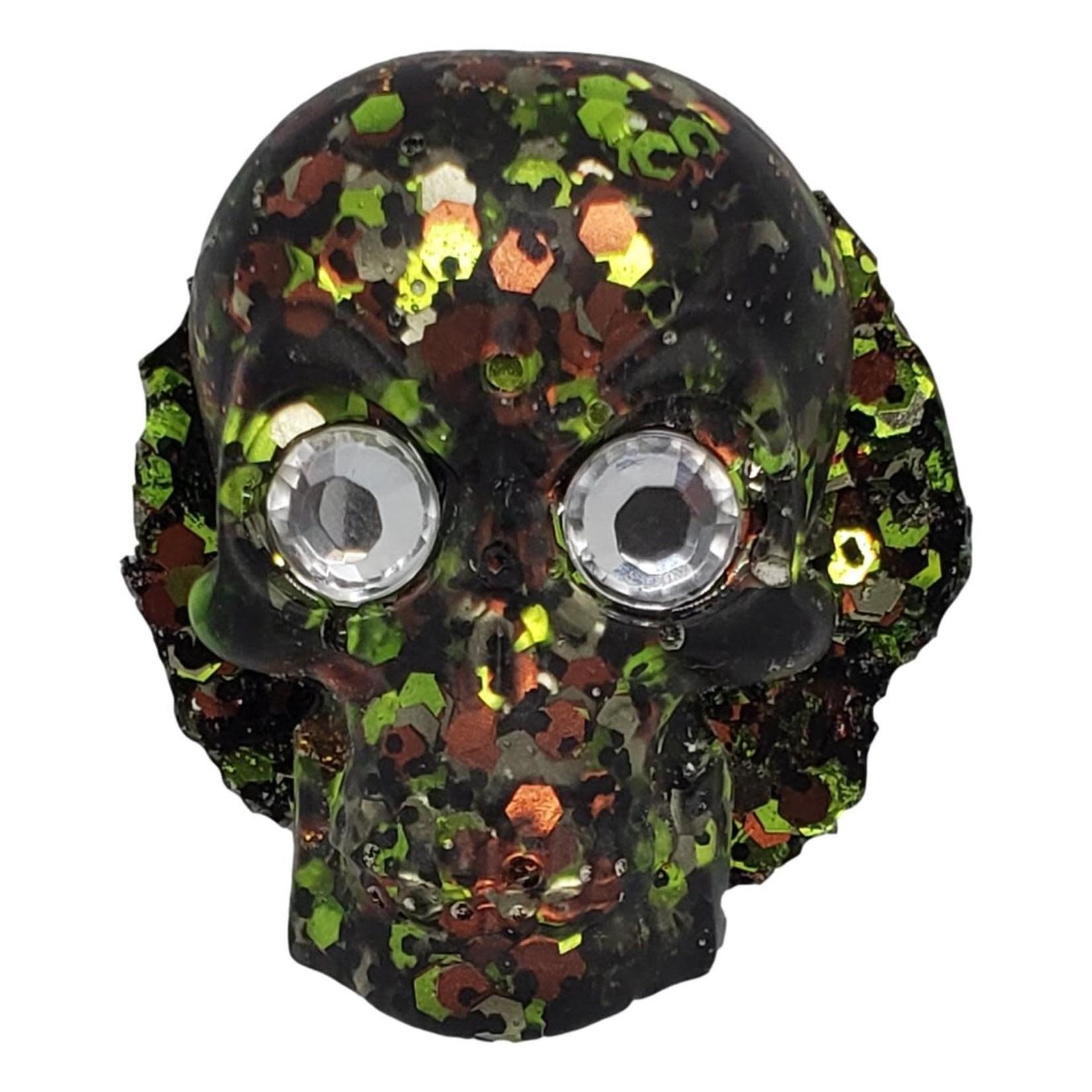 East Coast Sirens Camo Skull Phone Pop-Up
