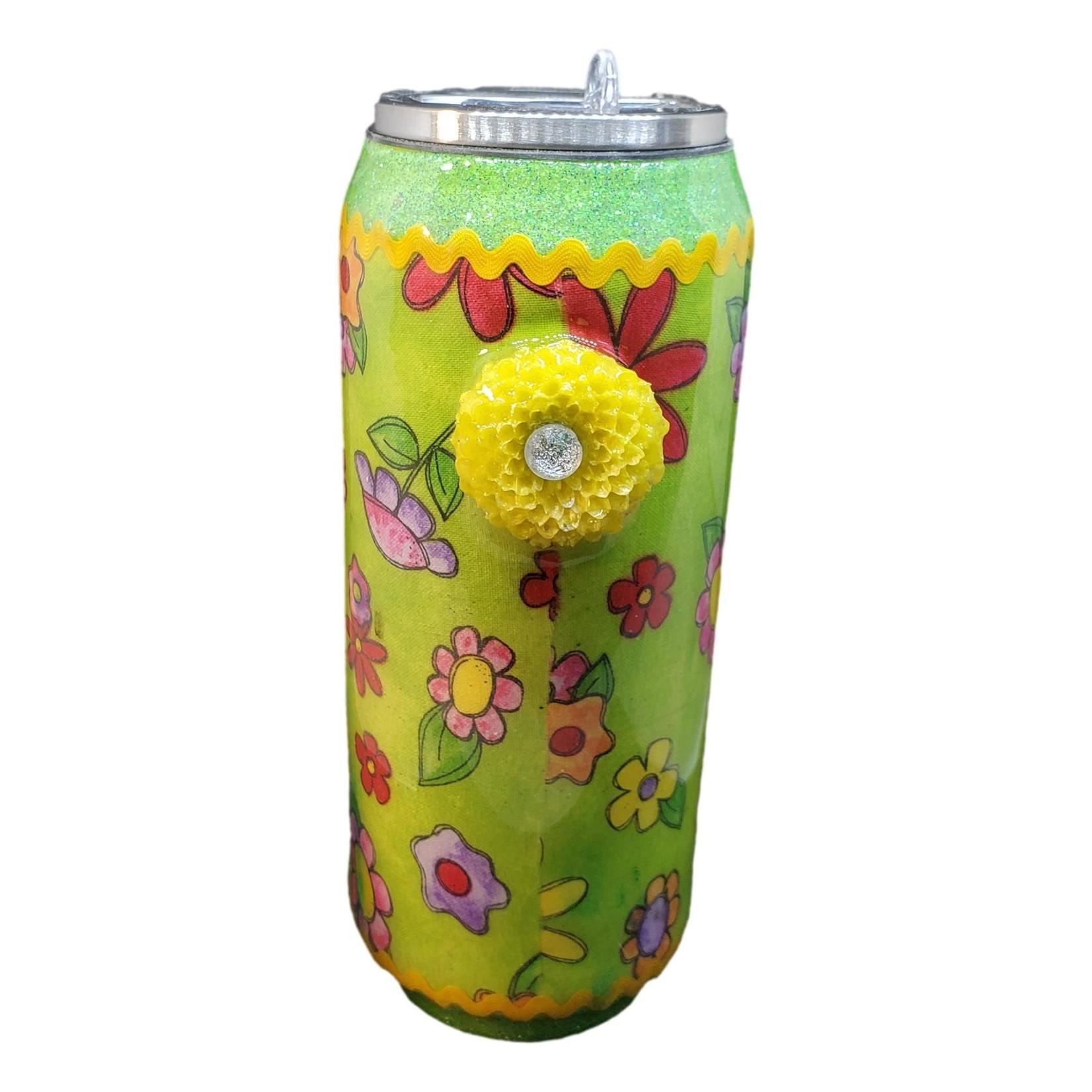 East Coast Sirens Funky Flower Tumbler 500ml