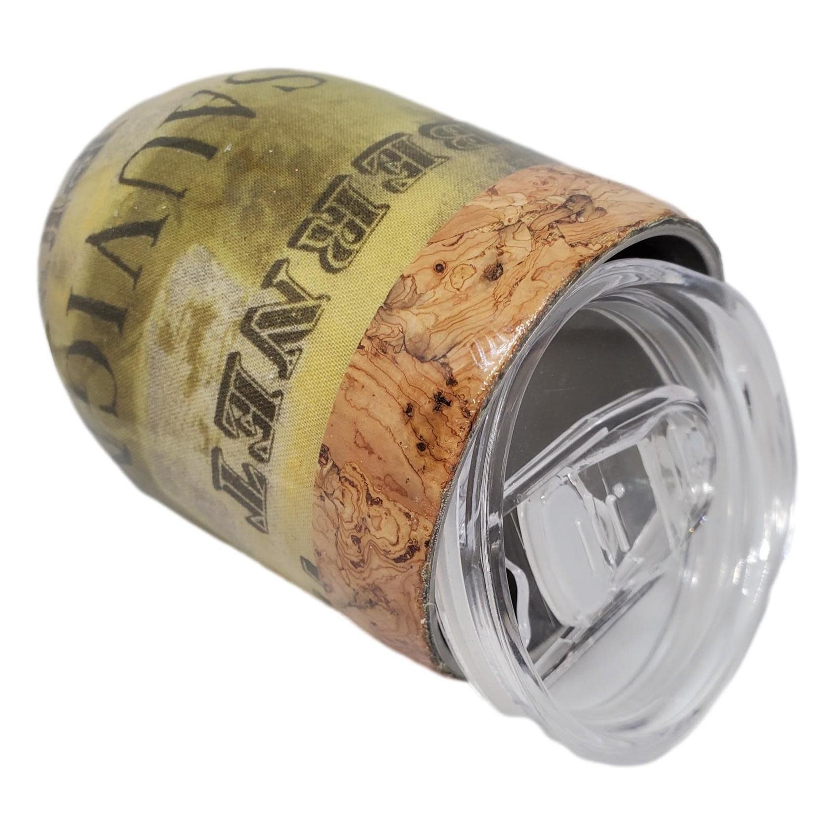 East Coast Sirens Cabernet Wine Tumbler
