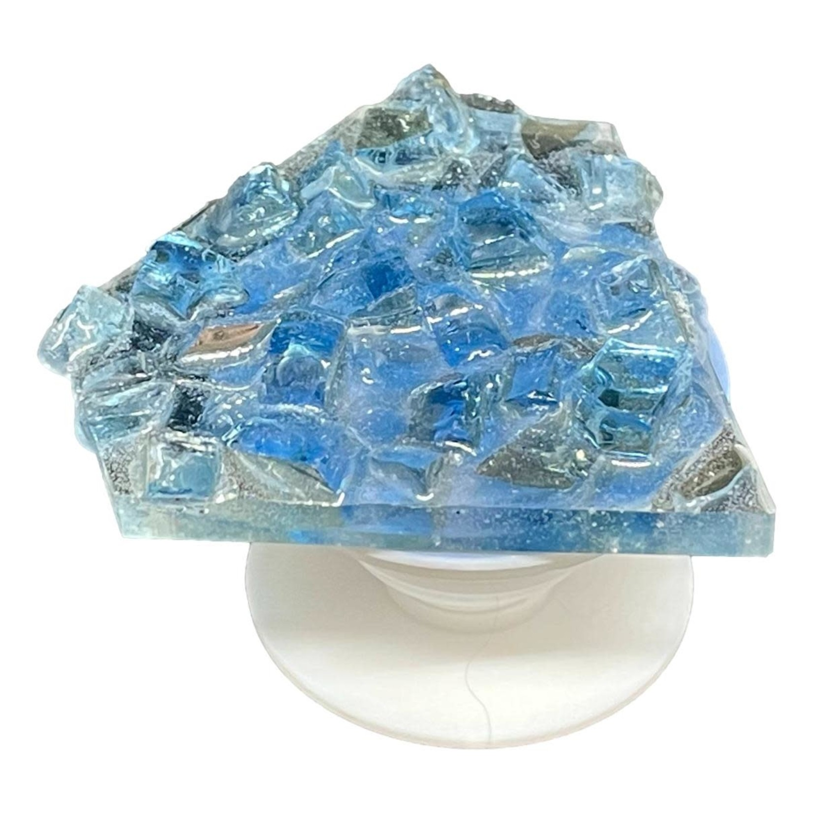 East Coast Sirens Blue Glass Phone Support