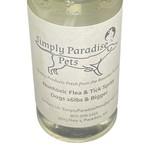 Simply Paradise Pets Flea & Tick Spray 26lb +